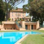 Villa Santa Cristina: rent historical villa near Rome